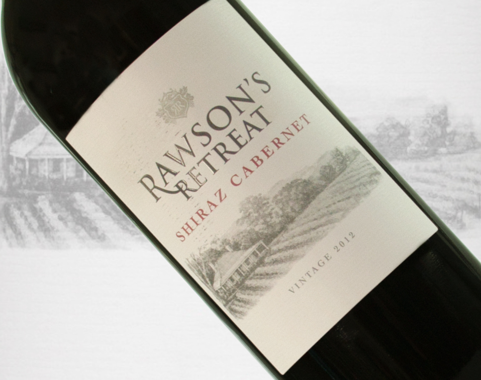 Penfolds Rawson´s Retreat Shiraz Cabernet, 2012