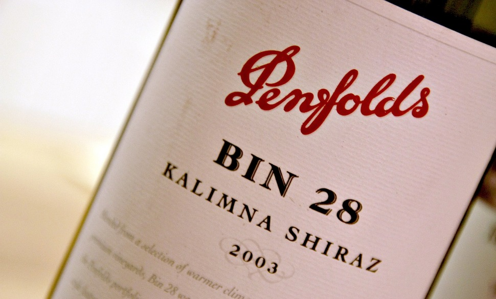 Penfolds trava batalha legal por uso de marca na China