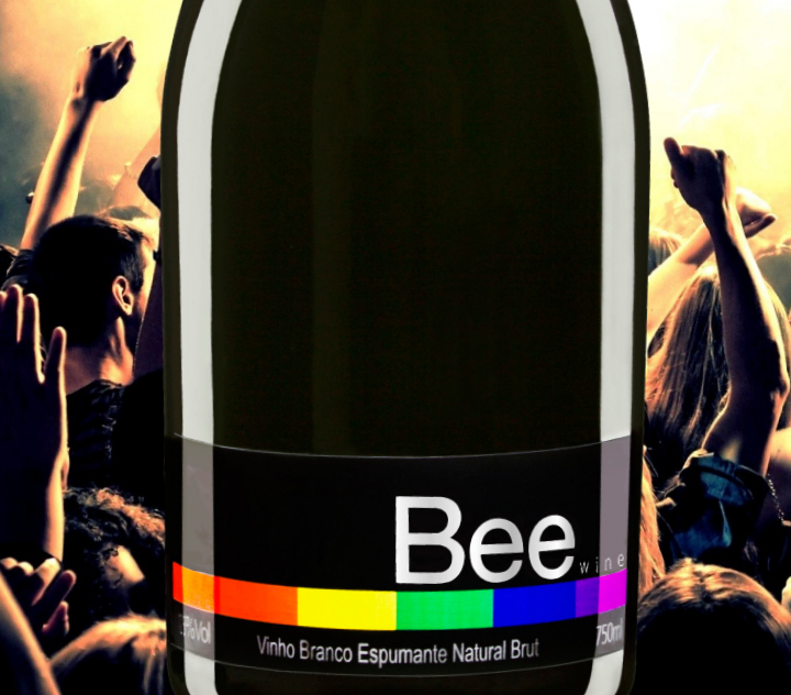Espumante Bee Wine Brut