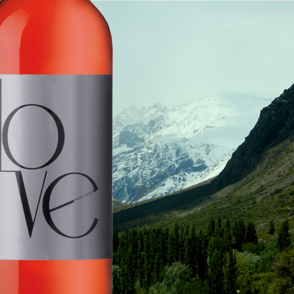 Viña Marty Love Rosé, 2014